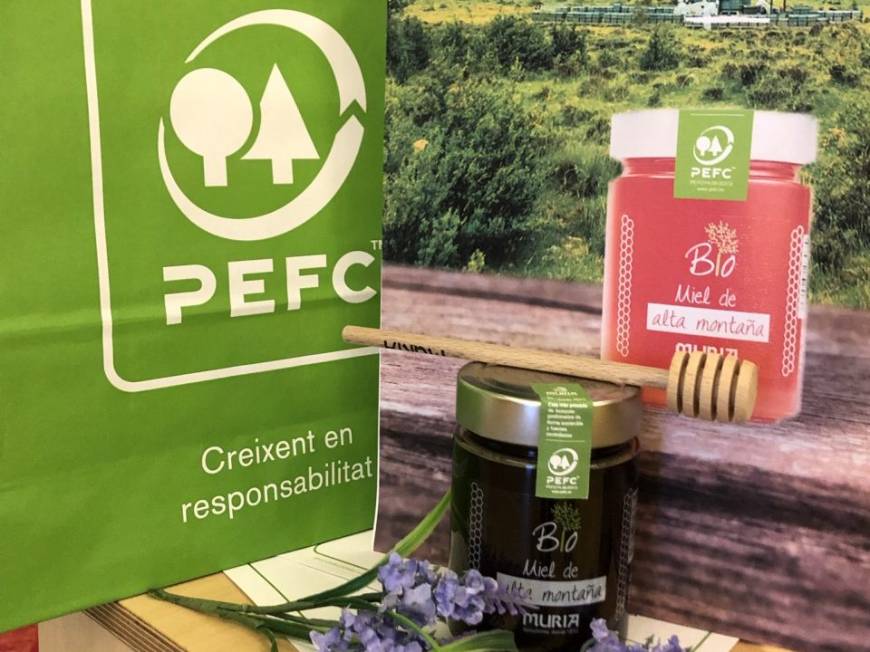 Mel Muria certifica la primera mel provinent de boscos sostenibles